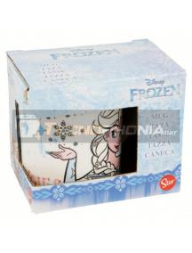 Taza cerámica 200ML Frozen - Let the magic flow 8412497787227