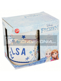 Taza cerámica 325ML Frozen - Shine of Frozen 8412497787234