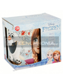 Taza cerámica 325ML Frozen - Floral 8412497787258