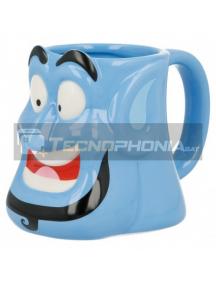 Taza cerámica 3D 350ML Disney - Genio Aladdin 8412497901715