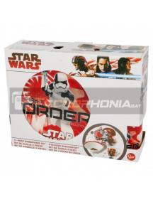 Set cerámico de merienda en caja regalo Star Wars 8412497331659