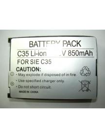 Batería Siemens C35 compatible
