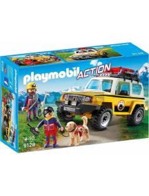 Playmobil - 9128 Vehículo de rescate