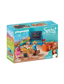 Playmobil - 70121 Clase Stra. Flores