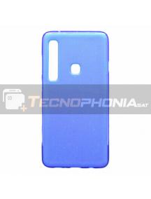 Funda TPU Samsung Galaxy A50 A505 - A30 A305 azul