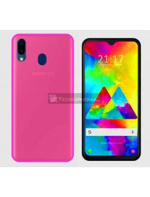 Funda TPU Samsung Galaxy A50 A505 - A30 A305 rosa