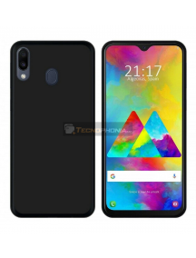 Funda TPU Samsung Galaxy A40 A405 negra