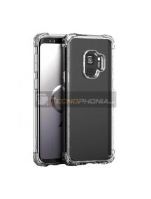 Funda TPU Crystal iPaky Samsung Galaxy S9 Plus G965 transparente