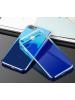 Protector rígido trasero Aurora Samsung Galaxy J4 Plus J415 azul