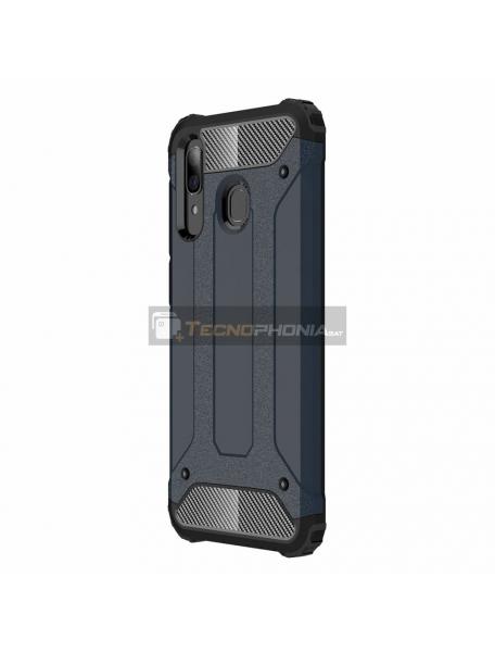 Funda TPU armor Samsung Galaxy A30 A305 azul