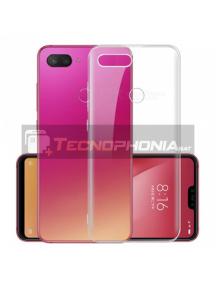 Funda TPU Xiaomi Mi 8 Lite transparente