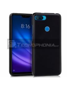 Funda TPU Xiaomi Mi 8 Lite negra