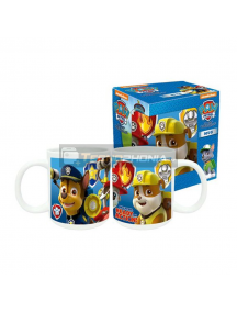 Taza cerámica 320ML Patrulla Canina - Ready for action 6950687218035