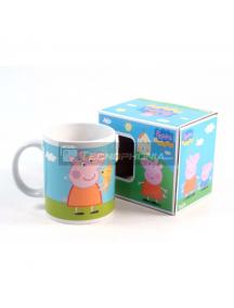 Taza cerámica 320ML Peppa Pig 8423599110592