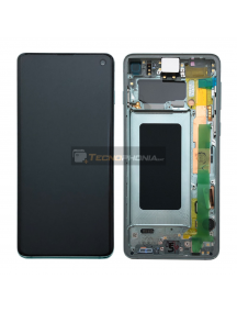 Display Samsung Galaxy S10 G973 verde