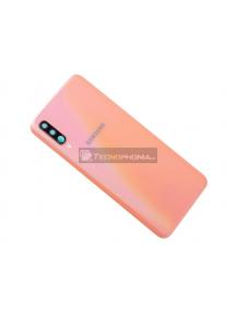 Tapa de batería Samsung Galaxy A50 A505F rosa