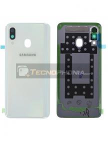 Tapa de batería Samsung Galaxy A40 A405F blanca