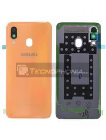Tapa de batería Samsung Galaxy A40 A405F coral