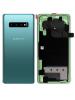 Tapa de batería Samsung Galaxy S10 Plus 975F verde