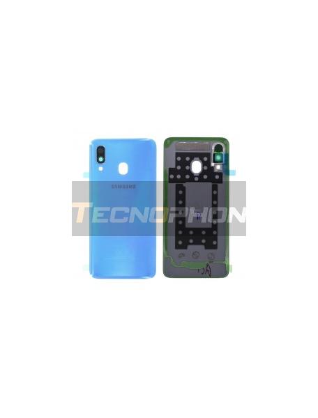 Tapa de batería Samsung Galaxy A40 A405F azul