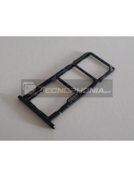 Zócalo de Dual SIM Huawei Honor 8C negro