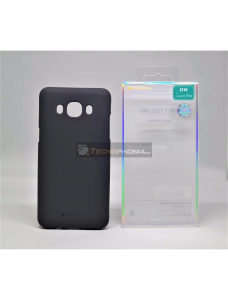 Funda TPU Goospery Soft Samsung Galaxy J5 2016 J510 negra