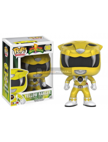 Figura FunKo Power Ranger amarillo 362