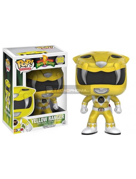 Figura FunKo Power Ranger amarillo 362