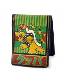 Cartera doble Nintendo - Bowser Kanki