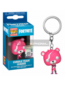 Llavero Funko Pocket POP! Fortnite Cuddle Team Leader
