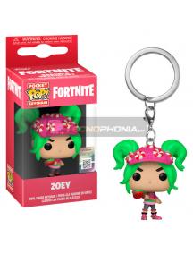 Llavero Funko Pocket POP! Fortnite Zoey