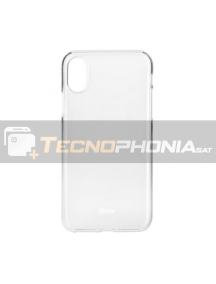 Funda TPU Jelly Roar Samsung Galaxy M20 transparente