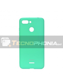Funda TPU Roar Colorful Xiaomi Redmi 6 menta