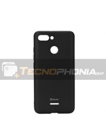 Funda TPU Roar Colorful Xiaomi Redmi 6 negra