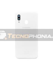 Tapa de batería Samsung Galaxy A20e A202 blanca