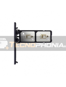 Zócalo de SIM + micro SD Sony Xperia 10 Plus I4213 negro