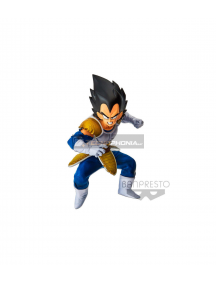 Figura Banpresto Dragon Ball Vegeta Colos 14 Cm