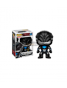 Figura Funko POP 396 Power Ranger negro