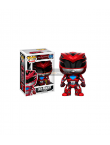 Figura Funko POP 400 Power Ranger rojo