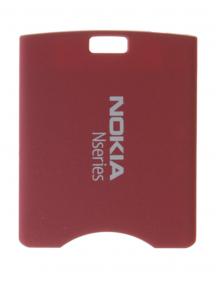 Tapa de batería Nokia N95 roja