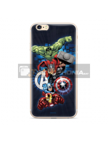 Funda TPU Marvel - Avengers 001 Huawei P Smart 2019 - Honor 10 Lite