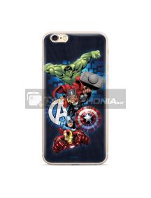 Funda TPU Marvel - Avengers 001 iPhone X - XS