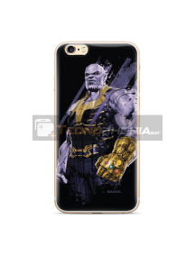 Funda TPU Marvel - Thanos 003 iPhone 6 - 6s - 7 - 8