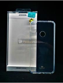 Funda TPU Goospery Huawei Y6 2019 - Honor 8A transparente