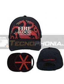 Gorra Juego de tronos - Fire Blood