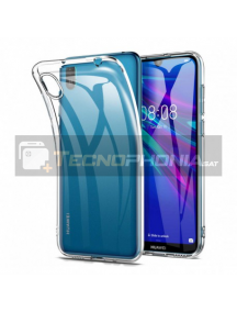 Funda TPU 0.5mm Huawei Y5 2019 - Honor 8s transparente