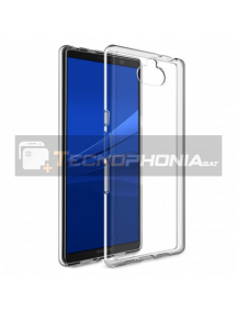 Funda TPU 0.5mm Sony Xperia 10 I4113 transparente