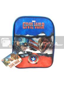 Mochila Capitán América - Civil War 35cm