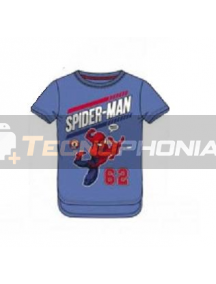 Camiseta niño manga corta Spiderman - 62 T.128