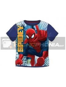 Camiseta niño manga corta Spiderman - Spidey 6 años